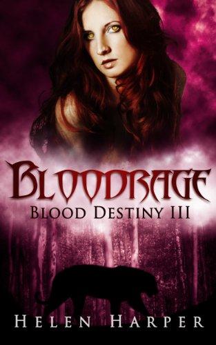 Bloodrage (Blood Destiny Book 3) (English Edition)
