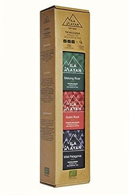 GIFT BOX - Thé biologique (Assortiment + Infuseur)