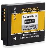 Bundlestar Akku Ersatzakku für Panasonic DMW BLH7 E zu Panasonic Lumix DMC GM1 GM5 GF7