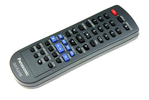 Panasonic N2QAYA000015 Fernbedienung für DVD-S68, DVD-S48 DVD-Player - Panasonic Fernbedienung Dvd