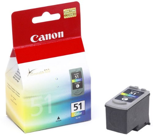 canon-cl-51-inkjet-getto-dinchiostro-cartuccia-originale