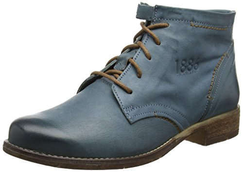 Josef Seibel Damen Sienna 37 Chelsea Boots Blau (Jeans)