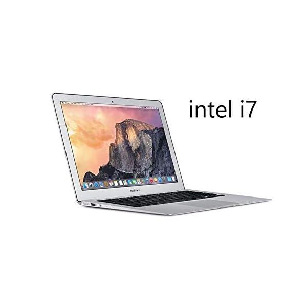 Apple – MacBook Air 13 / 2,2 GHz Intel Core i7 / 8 GB / 250 GB Hard disk / Tastiera qwerty us /MJVE2LL/A (Refurbished) 41GPXnfd52L