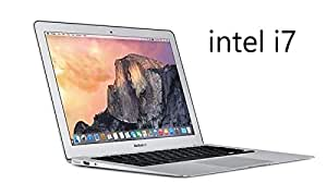 "Apple MacBook Air 13"" (A1466) / Intel Core i7 / RAM 8GB / 250GB SSD / Tastiera Qwerty UK (Ricondizionato)"