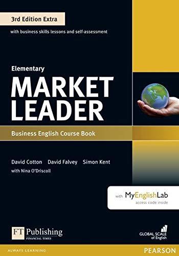 Market leader. Elementary. Coursebook. Per le Scuole superiori. Con espansione online. Con DVD-ROM