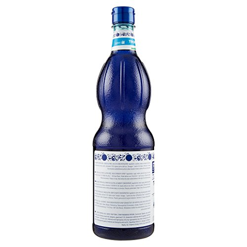 Zoom IMG-3 sciroppo mixybar tropical blu lt
