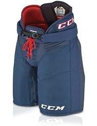 CCM RBZ 130 Pantalones Hombre - ROJO, Extra Grande
