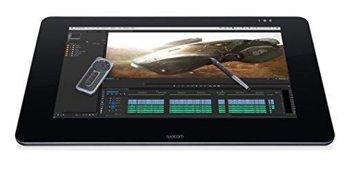 Wacom Cintiq 27QHD touch Kreativ-Stift und Touch-Display schwarz