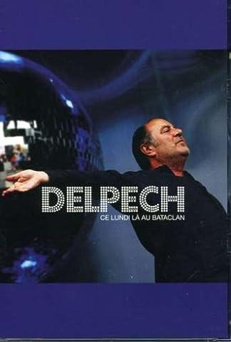 Dvd Delpech - Michel Delpech : Ce lundi-là au