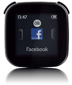 Sony Ericssion LiveView externes Bluetooth Display (für Android OS Mobiltelefone, auch andere Hersteller, für Handys) schwarz