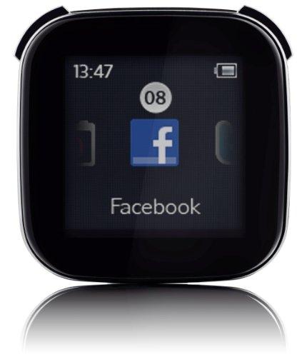 Foto Sony Ericsson LiveView Schermo esterno Bluetooth (per Android OS, cellulari, ecc), colore: Nero