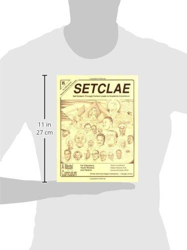 SETCLAE, Eighth Grade: Self-Esteem Through Culture Leads to Academic Excellence
