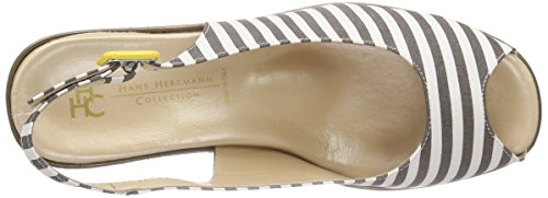Hans Herrmann Collection Hhc Damen Clogs Braun (tmoro - 50)