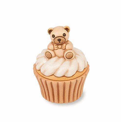 Thun teddy lei piccolo con scatolina in ceramica
