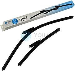 2 YOU.S Original 3397007584 SCHEIBENWISCHER VORNE 650 + 550 mm