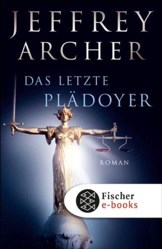 Buchseite und Rezensionen zu 'Das letzte Plädoyer: Roman' von Jeffrey Archer