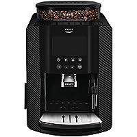 Krups Arabica Digital EA817K40 Automatic Espresso Bean to Cup Coffee Machine, Carbon