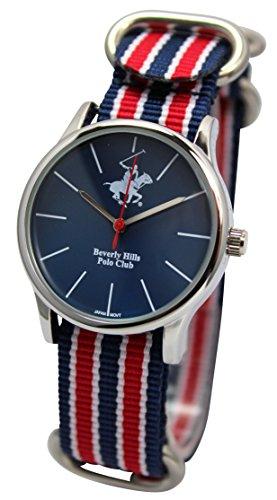 Beverly Hills Polo Club bhw5562lsu Damen-Armbanduhr