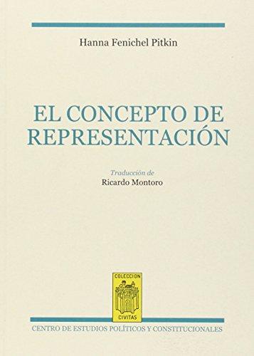 El concepto de representación