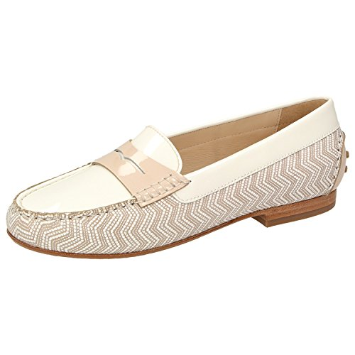 Sioux Damen Slipper Loana-171 Beige
