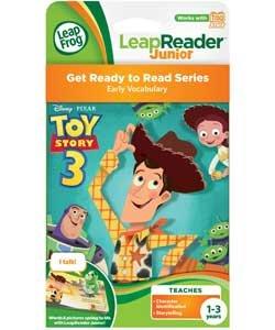 Leapfrog LeapReader Junior livre - Jouet étage 3.