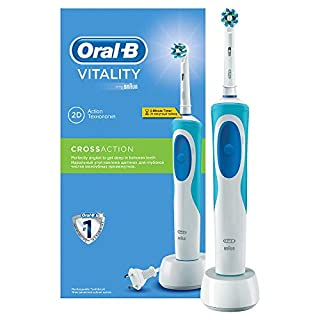 Oral-B Vitality Elektrische Zahnbürste (B003RRY446) | Amazon price tracker / tracking, Amazon price history charts, Amazon price watches, Amazon price drop alerts