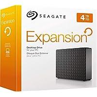 Seagate Steb4000200, Expansion Masaüstü Harici Disk, 4000 Gb, Siyah