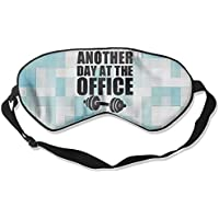 Another Day At The Gym 99% Eyeshade Blinders Sleeping Eye Patch Eye Mask Blindfold For Travel Insomnia Meditation preisvergleich bei billige-tabletten.eu