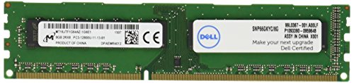 Dell Computer 8 Gb Certified Replacement Memory Module For Desktop Snp66gkyc 8g