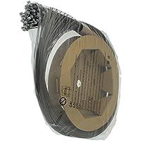 Shimano 80098551 Cable de Freno, Gris, Talla Única