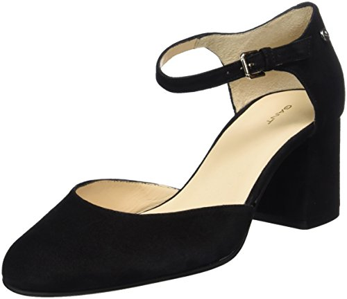 GANT Amelia, Zapatos de tacn con Punta Cerrada para Mujer, Negro (Black G00), 38 EU