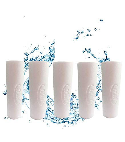 Fiji Aqua 3 Daimond Spun Filter 10 inch - 5 Micron - 5pc -160gm