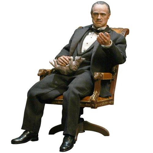 Movie Masterpiece [The Godfather ] Don Vito Corleone (1/6 scale figure)