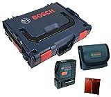 Bosch GLL 2-15 Kreuzlinienlaser in L-Boxx