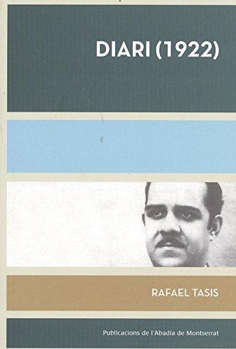 Diari 1922 (Biblioteca Serra d'Or)
