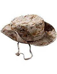Cappello da Sole Protezione da Donna per Uomo Comodo Cappello da Pesca da  Caccia Largo per 04712763eb8d