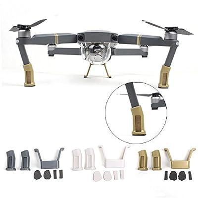 Oenbopo Propeller Guard Blade Crashp Bumper Ring Prop Protector Fast Mount For DJI Mavic Pro Drone