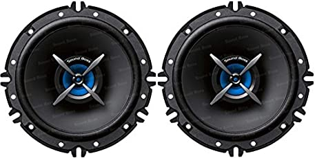 """Sound Boss 6"""" 2Way Performance Auditor 280W MAX B0162 Coaxial Car Speaker"""