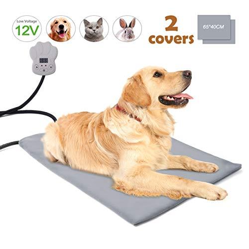 BACKTURE Manta Eléctrica Perros Gatos