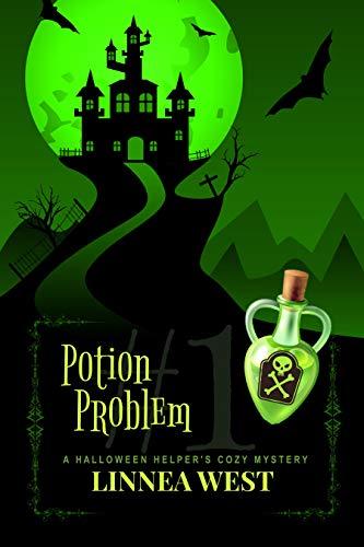 Potion Problem: A Halloween Helper\'s Cozy Mystery (English Edition)