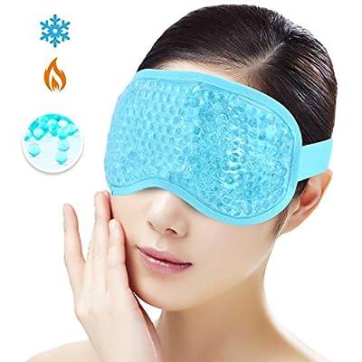 Máscara de ojos hielo