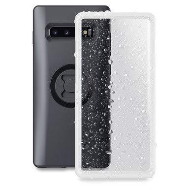 SP Connect Weather Cover Samsung Galaxy S10+ Handy-Schutzhülle, Schwarz, Plus (Weather Cover)