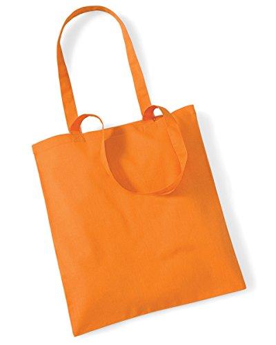 Westford Mill bag for Life manici lunghi Orange