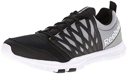 Reebok Yourflex Rs Chaussure d'entraînement de 5.0l Black/Flat Grey/White
