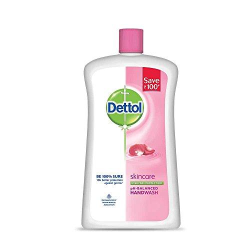 Dettol Liquid Soap Jar Skincare 900 ml