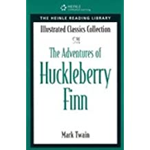 Milestones Reading Library Reader- The Adventures of Huckleberry Finn (Heinle Reading Library)