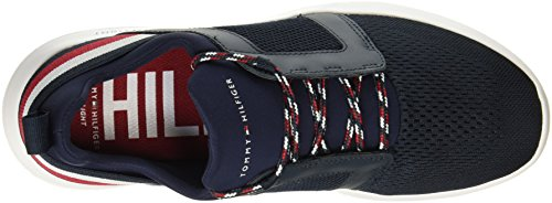 Tommy Hilfiger Men's Midnight Sneakers-10 UK/India (44 EU)(P8AMF145)