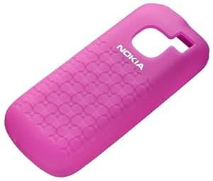 Nokia CC1019 Étui en silicone pour Nokia C2 Rose
