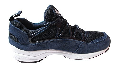 Nike Air Huarache Light Prm Baskets pour homme 708831 Sneakers Chaussures midnight navy white black 441