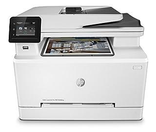 HP Color Laserjet Pro MFP M280nw - Impresora láser multifunción (Fax, copiar, escanear, Imprimir en Color, 21 ppm), Color Blanco (B075GJ1BN8) | Amazon Products